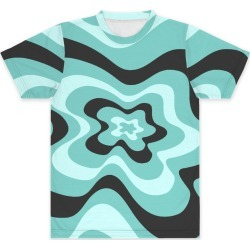 Unisex Tee - Front Print - Turbl by Kerenshiker Original Artist found on MODAPINS from SHOPVIDA for USD $60.00