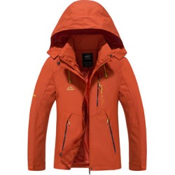 Costbuys  Women jacket coat spring autumn women men outdoors Windbreaker outerwear female waterproof windproof Tourism jackets - found on Bargain Bro India from cost buys for $157.99