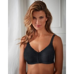 Berlei Full Cup N/W Front Closure Bra Black found on MODAPINS from Brastop Ltd for USD $43.73
