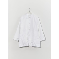 Casey Casey Soleil Jacket - Satin White Size: S found on MODAPINS from la garconne for USD $1365.00