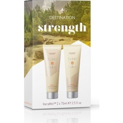 Eleni & Chris Keramin Shampoo and Conditioner Travel Kit - One Size found on Makeup Collection from Oxygen Boutique for GBP 16.37
