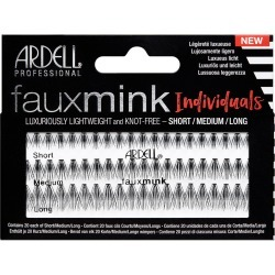 Ardell Lashes Faux Mink Individuals - Combo Black False Eyelashes found on Bargain Bro UK from FalseEyelashes.co.uk