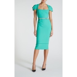 Galaxy Dress - 6 / Peppermint Green found on Bargain Bro UK from Roland Mouret