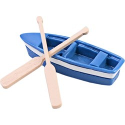 Costbuys  Home decoration accessories 2 Pcs Paddles And 1 Pc Boat decor for home - A