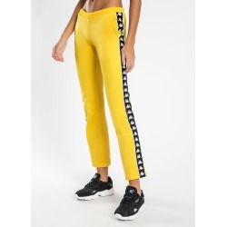 Kappa - 222 Banda Wastoria Track Pants in Yellow found on MODAPINS from glue store for USD $21.87