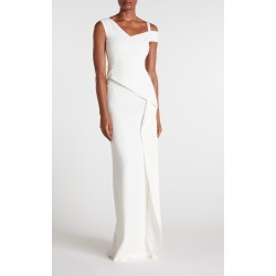 Mirtom Gown - 6 / White found on Bargain Bro UK from Roland Mouret