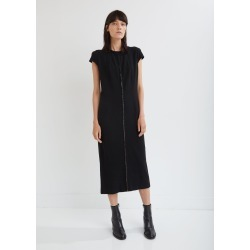 Ann Demeulemeester Boulevard Beaded Wool Dress Boulevard Black + Beads Bronze Size: EUR 36 found on MODAPINS from la garconne for USD $1475.00
