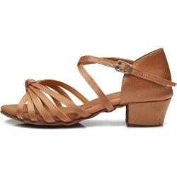 Costbuys  Hot-Selling 11 Colors High Quality Children Latin Dance Shoes/Economic Shoes/Ballroom Dance Shoes/Tango Dance Shoes -
