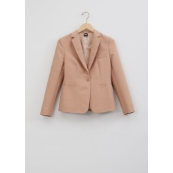 Aspesi Single Breasted Blazer Cipria 1329 Size: 38 found on MODAPINS from la garconne for USD $895.00
