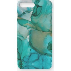 iPhone Case - Malachite Infused With Go in Blue/Green by VIDA Original Artist found on Bargain Bro India from SHOPVIDA for $35.00