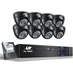 2Tb 8Ch Dvr 1080P 8 Camera Sets Cctv Security System found on Bargain Bro India from Simply Wholesale for $373.37