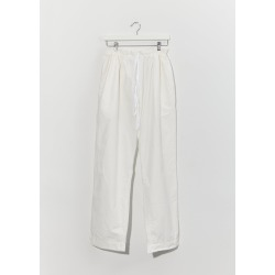 Casey Casey Dannemark Pant - Paper � White Size: M found on MODAPINS from la garconne for USD $570.00