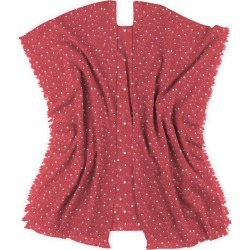 Wool Poncho Wrap - Lilly Land by VIDA Original Artist found on Bargain Bro India from SHOPVIDA for $170.00