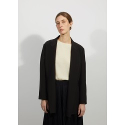 Dusan Loose Silk Jacket Black Size: Small found on MODAPINS from la garconne for USD $1445.00