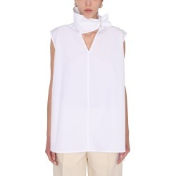 SLEEVELESS TOP found on Bargain Bro India from Baltini for $679.00