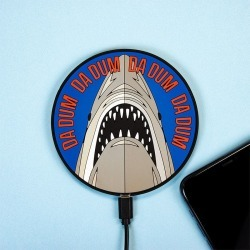 Official Jaws Wireless Charging Mat found on Bargain Bro UK from yellow bulldog
