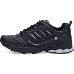 Costbuys  Men Running Shoes Outdoor Walking Sneakers Comfortable Athletic Shoes Men For Sport - Black / 7