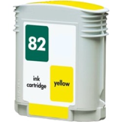 Compatible HP 82 Yellow -Ink  (C4913A) found on Bargain Bro India from Quest 4 Toner for $36.92