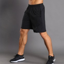 Costbuys  Men Sports Running Football Shorts Outdoor Fitness Gym Soccer Basketball Jogging Shorts training Joggers breathable wi