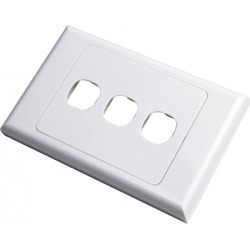 3 Way Australian Style Wall Plate found on Bargain Bro India from Simply Wholesale for $21.41