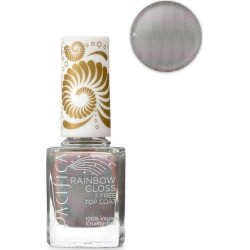 7 Free Nail Polish Rainbow Gloss Top Coat | Pacifica found on MODAPINS from Pacifica Beauty for USD $7.00