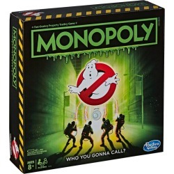Official Ghostbusters Monopoly found on Bargain Bro UK from yellow bulldog