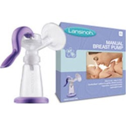 Manual Breast Pump 1 COUNT by Lansinoh
