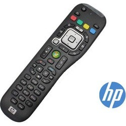 HP Windows Media Center Remote Control + USB Infrared Receiver found on Bargain Bro India from Until Gone for $9.99
