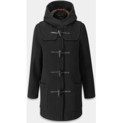 Gloverall Short Slim Fit Duffle Coat FC - Women's found on MODAPINS from The Last Hunt for USD $233.82