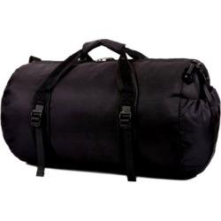Costbuys  Waterproof outdoor sports shoulder Messenger portable bag basketball folding gym bag - black