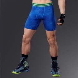 Costbuys  Compression Sport Shorts Men Running Training Basketball Shorts Wear Mens GYM Shorts Summer Super Soft Fitness Tights