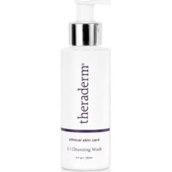 Theraderm Cleansing Wash 120ml found on Makeup Collection from Face the Future for GBP 20.91