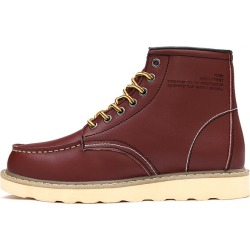 fbfa12484117 Costbuys Leather Boots Men Shoes Man Ankle Boots Wintecost buys