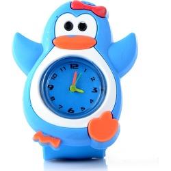 Costbuys  Children'S Watch 16 Animals Cute Children'S Watch Baby Child Quartz Watch Girl Boy - penguin