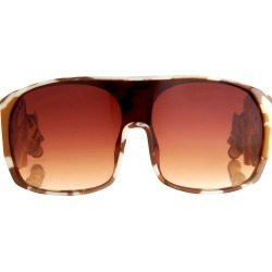 Jeremy Scott Army Sunglasses in Desert Camouflage found on MODAPINS from Linda Farrow for USD $287.31