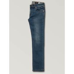 Volcom Big Boys Vorta Slim Fit Jeans - Dust Bowl Indigo - Dust Bowl Indigo - 23 found on Bargain Bro Philippines from volcom.com for $42.50