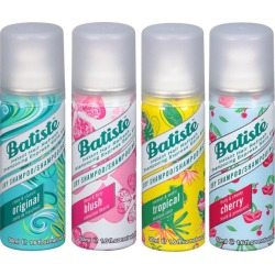Batiste Mini Dry Shampoo (4-Pack) found on Bargain Bro from Until Gone for USD $30.39