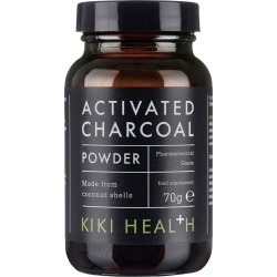 Kiki Health Activated Charcoal Powder - 70g found on Makeup Collection from Oxygen Boutique for GBP 8.72