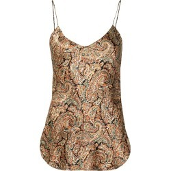 Nili Lotan Women's Isabella Paisley Camisole Top size Large found on MODAPINS from kirna zabete for USD $325.00
