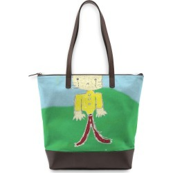 Statement Bag - The Crying Boy by VIDA Original Artist found on Bargain Bro Philippines from SHOPVIDA for $95.00