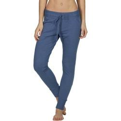 Free People Women's Movement Sunny Skinny Sweat Pants - Blue Large Cotton