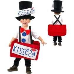 Kissing Booth Toddler Costume X-Small/Small found on Bargain Bro Philippines from Toynk Toys for $49.99