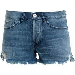3X1 Boyfriend Short 24 / Blue found on MODAPINS from theundone.com for USD $89.35