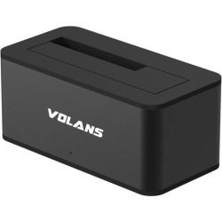 Volans Aluminum 1Bay USB3.0 Docking Station