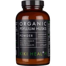 Kiki Health Organic Psyllium Husks - 275g found on Bargain Bro UK from Oxygen Boutique