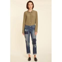 NYDJ Women's Boyfriend Jeans in Faithwash, Regular, Size: 31 | Denim found on Bargain Bro India from NYDJ for $139.00