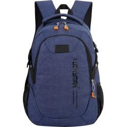 Costbuys  Backpack canvas Travel bag Backpacks fashion men and women Designer student bag laptop bags High capacity backpack - d