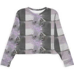 Modern Eco Sweatshirt - Power To Pink by VIDA Original Artist found on Bargain Bro India from SHOPVIDA for $80.00