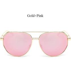 1bb8eb97f02a Costbuys Pilot Mirror Fashion Men Women Flat Brand Designer Sunglasses  Metal Frame Sun Glasses Lady High