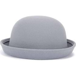 616f4525cd619 Costbuys Fall Winter warm Wool Felt Women s Fedoras Hats Retro Vintage  Animal Cap Not Deformed Fedoras